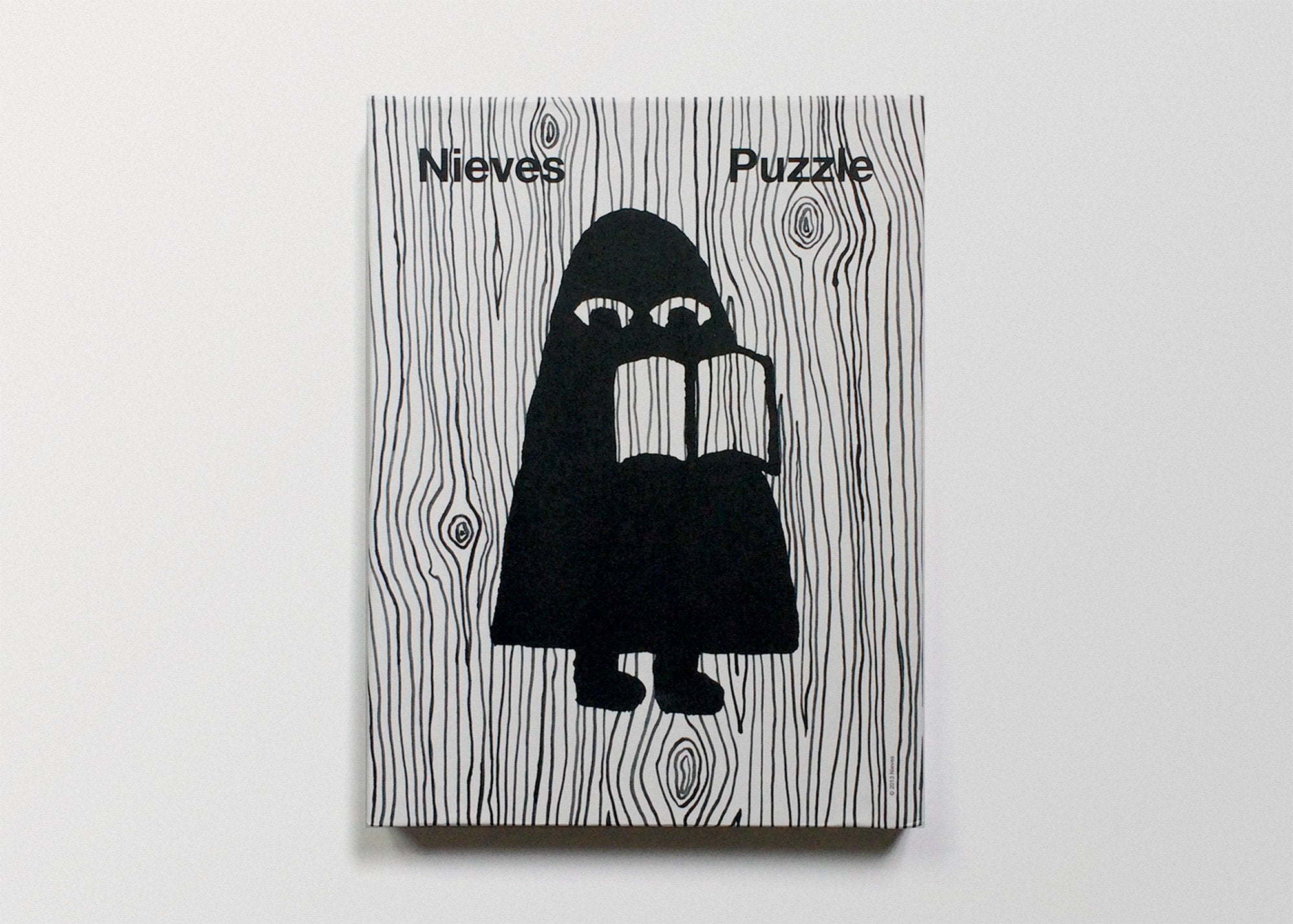 Nieves Puzzle - Object at Kavi Gupta Editions
