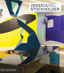 Jessica Stockholder - Book at Kavi Gupta Editions