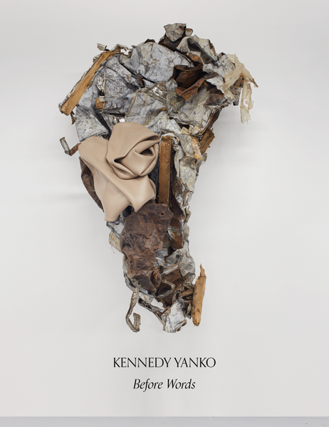 Kennedy Yanko: Before Words - Book at Kavi Gupta Editions