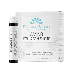 Women's Choice Kollagen Shots 10 Ampullen