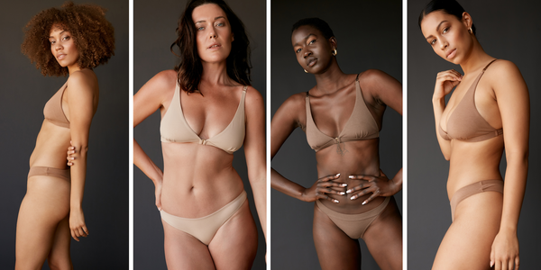 Introducing: NUDE is not one colour
