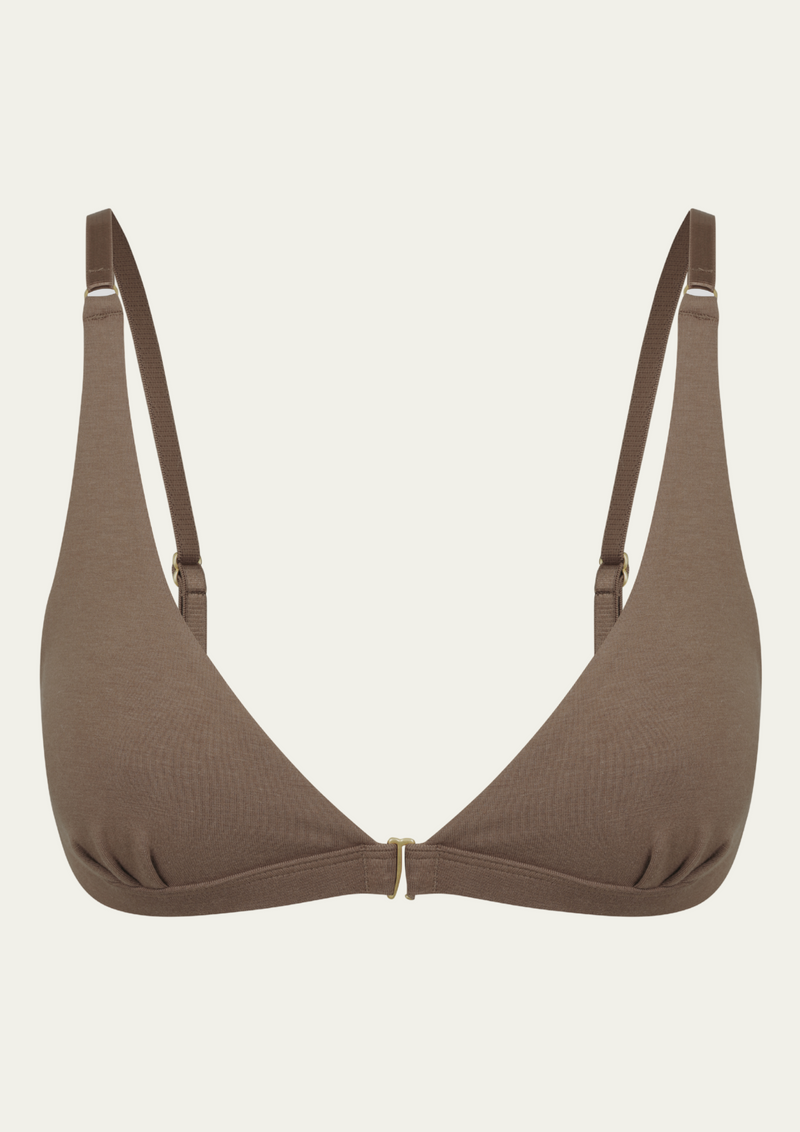 The Base bra - Cacao
