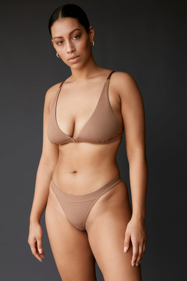 The Base bra - Havana