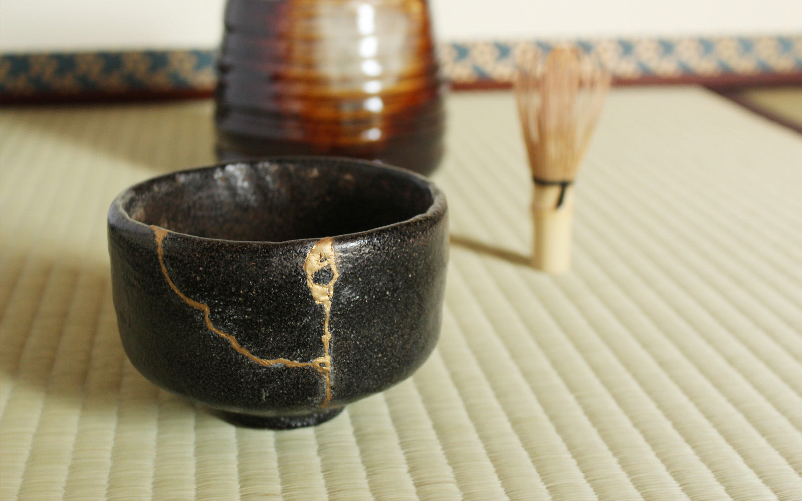 Kintsugi:Golden Joinery