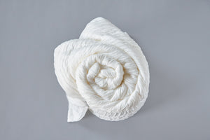 White Marshmallow Blanket