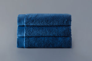 Navy Moonlight Towel