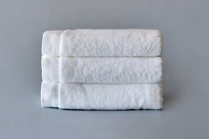 White Moonlight Towel