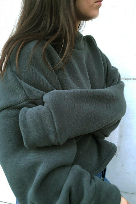 MARIA - sweatshirt polar ample