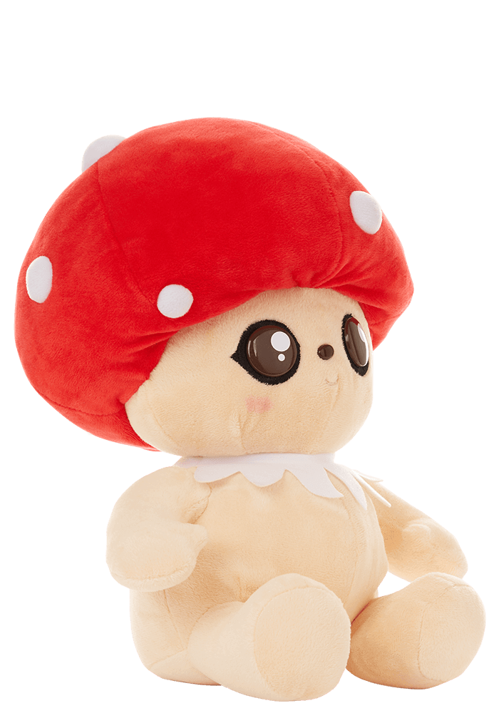 Bubble deluxe plush side