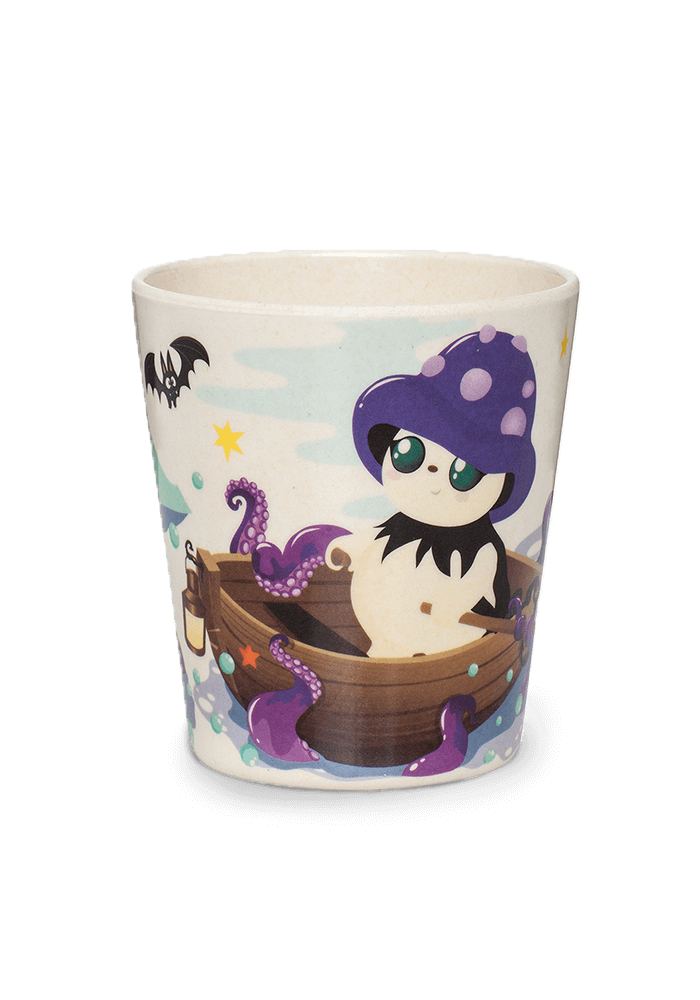Gloomy Bamboo Cup front