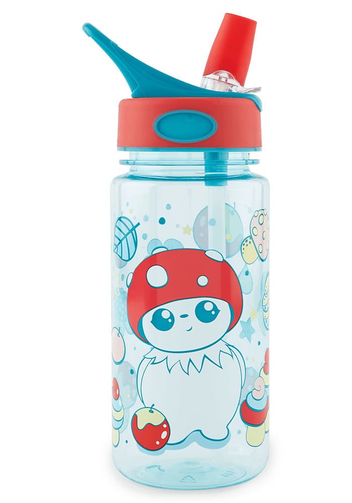 Bubble Water Bottle front