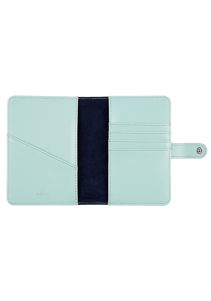 Fred Passport holder inside