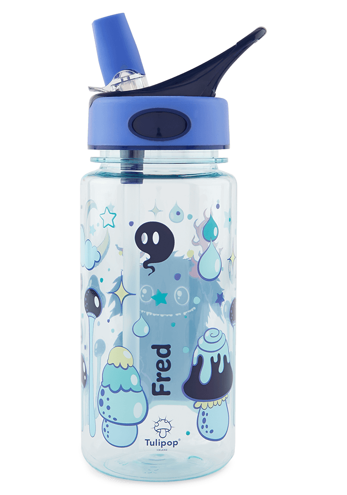 Fred Water Bottle