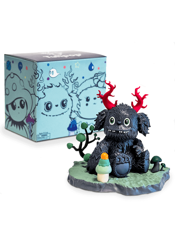 Vinyl Blind Boxes Figurines Fred