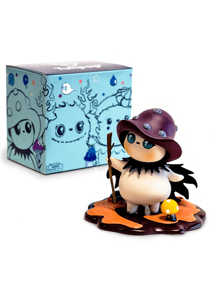 Vinyl Blind Boxes Figurines Gloomy