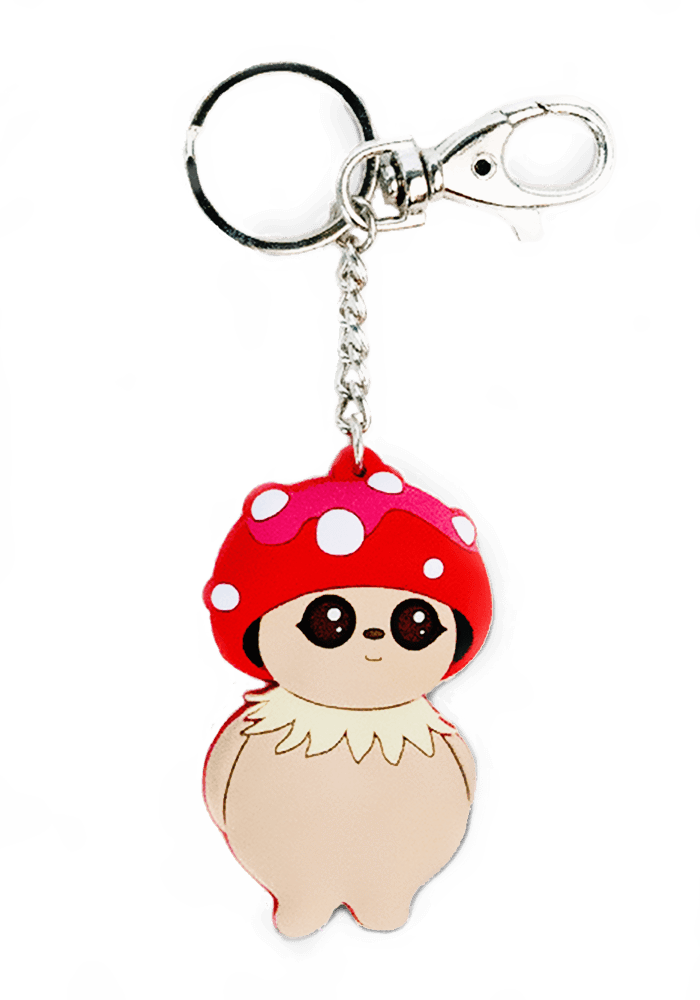 Bubble Key Ring