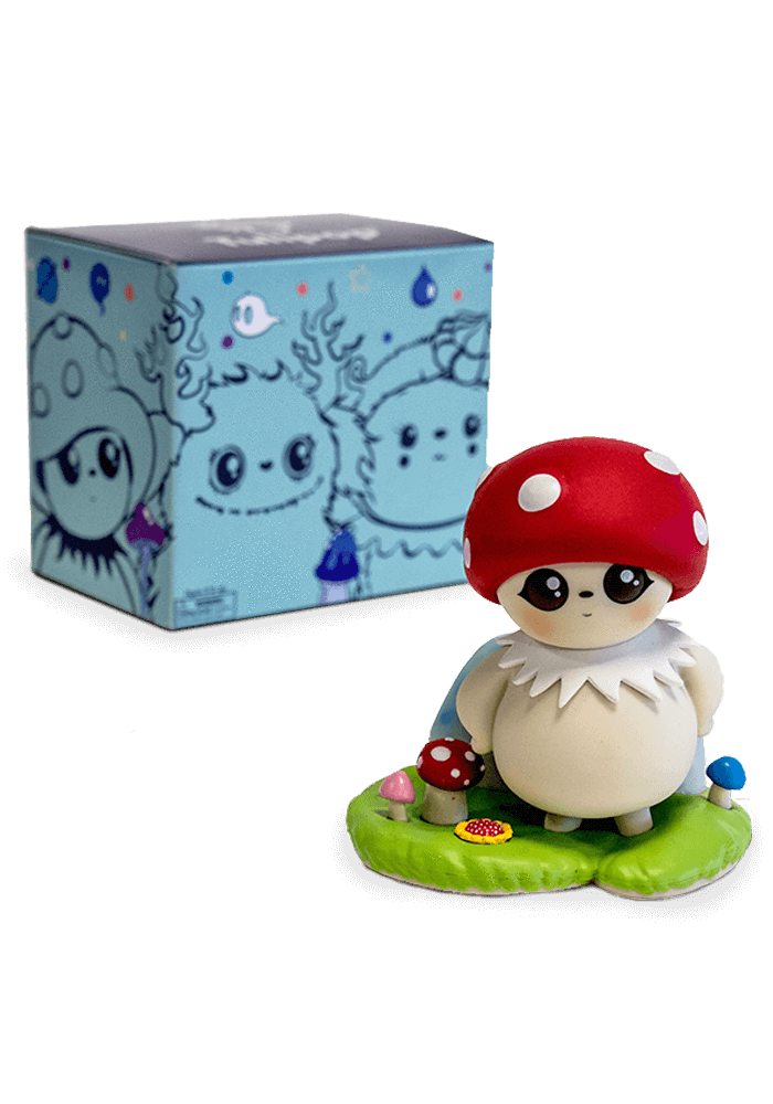 Vinyl Blind Boxes Figurines Bubble