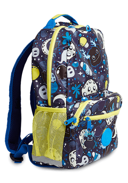 Fred Backpack side