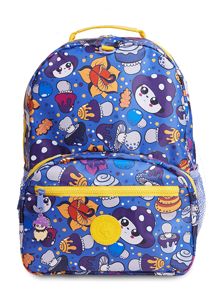 Gloomy Backpack front