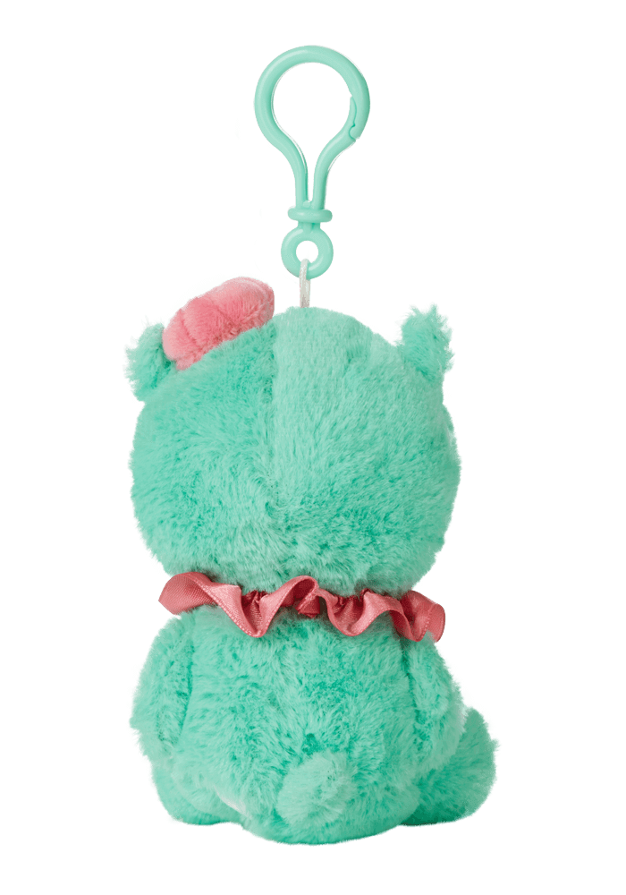 Maddy Mini Plush Clip-On back
