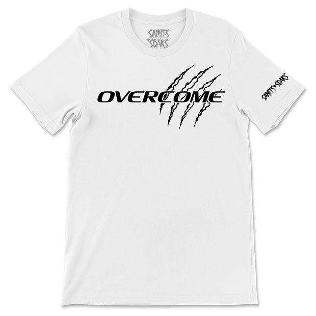 Saints + Scars Overcome Tee
