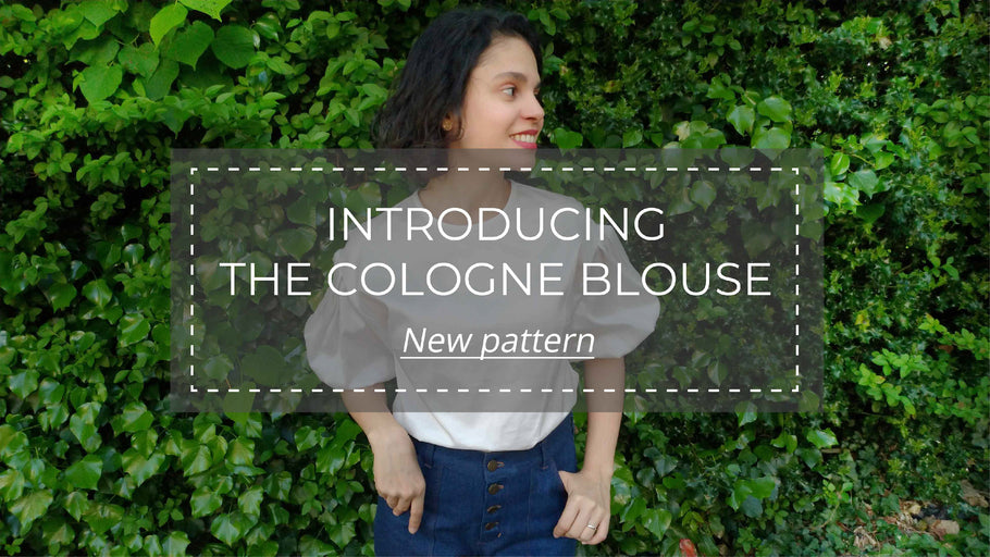 Meet The Cologne Blouse