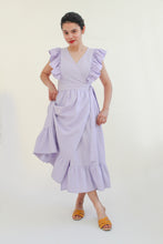 Load image into Gallery viewer, FLOR DRESS & CROPPED TOP - PDF SEWING PATTERN - Bella loves patterns