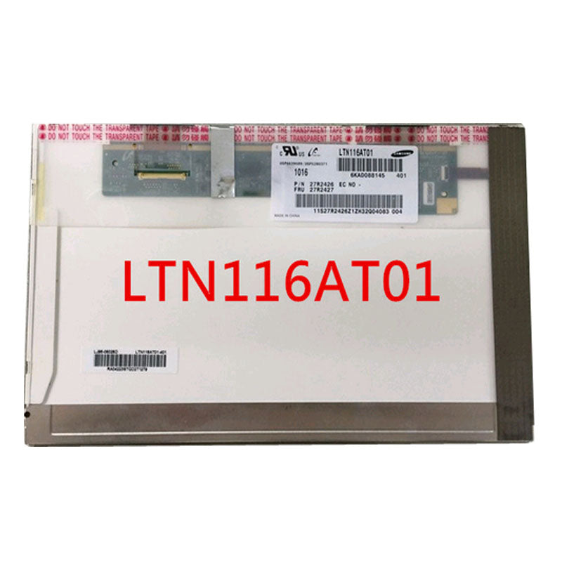 "High Quality LTN116AT01 11.6"" WXGA HD LED Glossy LCD Display Matrix For IBM X100E 10 U121 P3010 S205"