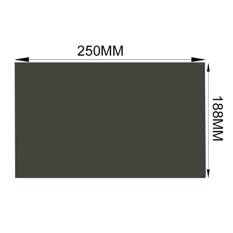 "Free Shipping!!!New 12.1"" 4:3 45 degree/135 degree Matte/Glossy 250M*188MM LCD Polarizer Film for tft Screen"