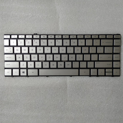 Free Shipping!! 1PC 90% New Laptop Keyboard Stock For HP ENVY 13-AD AD102TX AD201TU 017TX TPN-I128