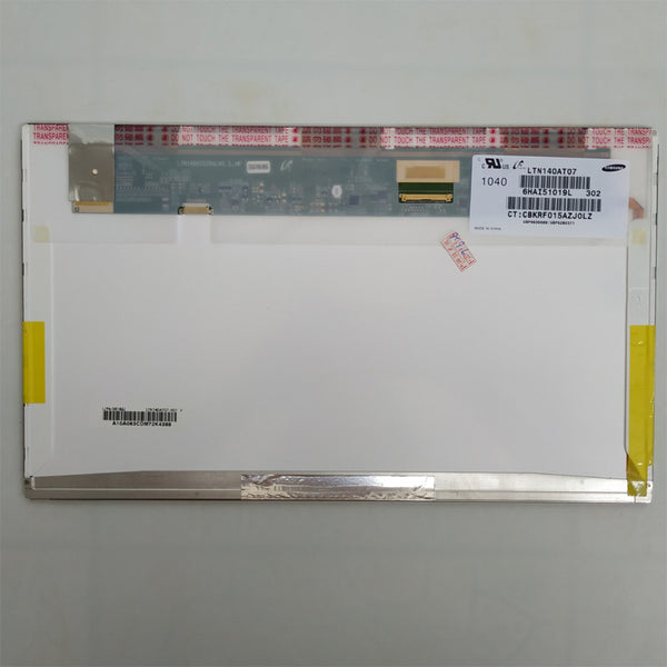 "NEW 14.0"" Glossy LED Replacement HD LED LCD Screen Panel For DELL inspiron 14R N4010 N4020 N4050"