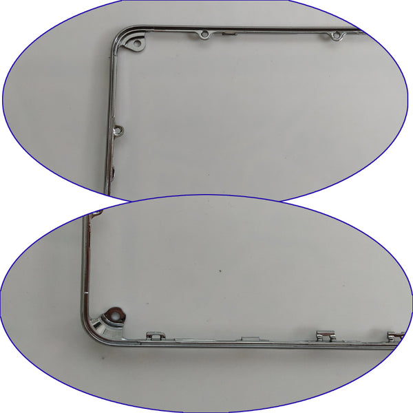 Free Shipping!! 1PC New Original Silver Laptop Metal Frame For Cover C For DELL XPS 14Z L412Z