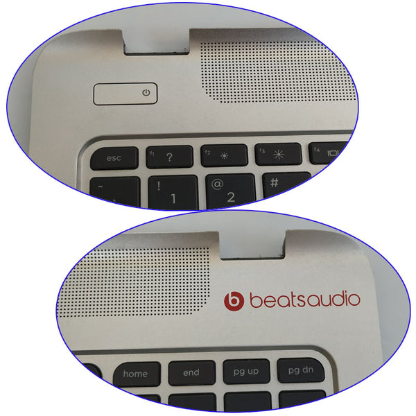 Free Shipping!! 1PC Original Laptop Shell Cover C Palmrest With Keyboard For HP ENVY15-K 15-K