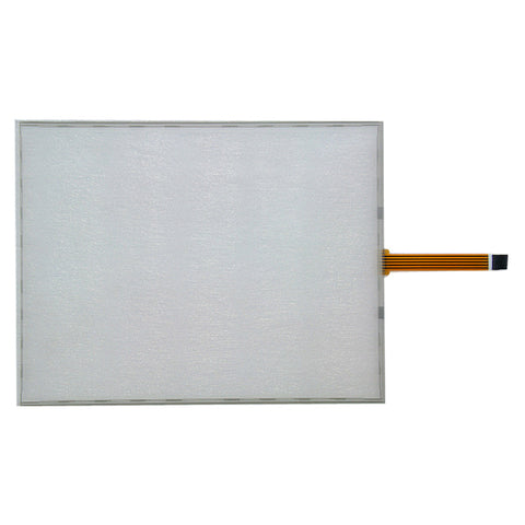 "Free Shipping!!!New 17"" 355MM*288MM 5 Wire 4:3 Resistive Touch Screen Panel Digitizer Film to Glass"