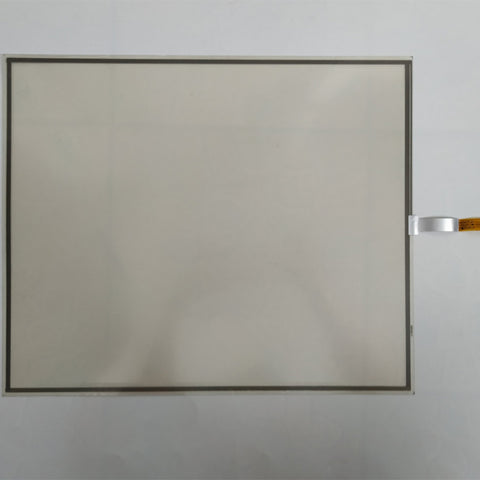 "Free Shipping!!!New 19"" 396MM*323MM 4 Wire 4:3 Resistive Touch Screen Panel Digitizer Film to Glass+Controller"