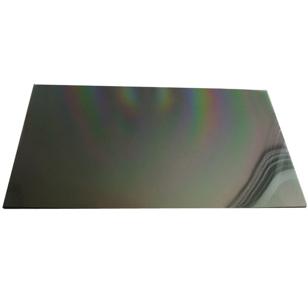 Free Shipping!! 1PC New 24inch 90 degree 535*302MM 16:9 LCD Polarized Film Sheet