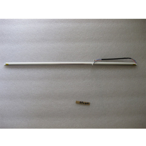 "Free Shipping!! 10PCS/Lot 22""Wide 480MM Dual CCFL Lamp Tube Backlight With Wire Harness/Cable 7MM Wide Frame 490MM"