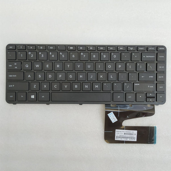 Free Shipping!! 1PC New Laptop Keyboard For HP 14-N000 240 G3 245 G3 246 G3 g2 tpn-q129