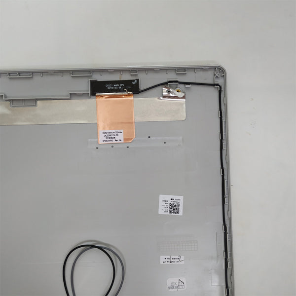 Free Shipping!!! 1PC Original 95%New Laptop Lid Screen Back Case A For Lenovo 320-15 320 15inch Silver