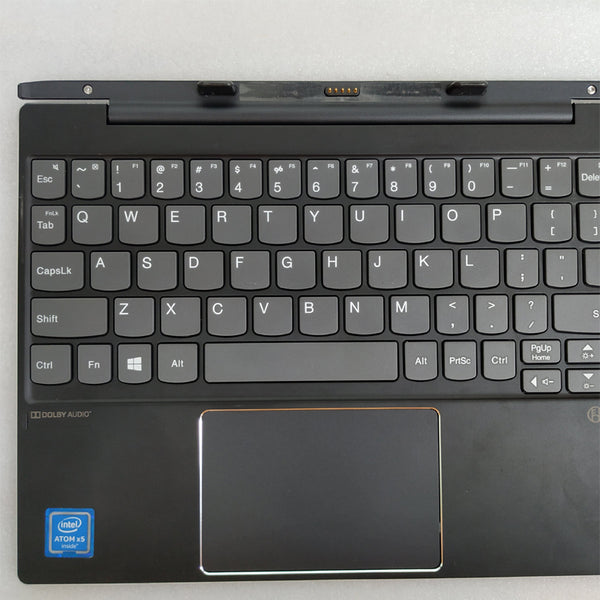 90% New Keyboard Tablet PC Base Keyboard For Lenovo 320-10ICR Miix 320 320-10 Black