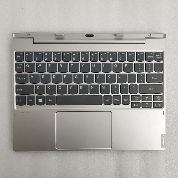 90% New Keyboard Tablet PC Base Keyboard For Lenovo Miix 320
