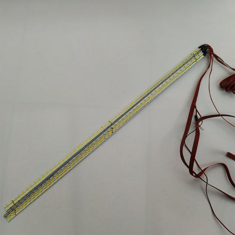 Free Shipping! 10PCS/Set 40inch 450MM*3.8MM*2MM LED Backlight Strip Update LCD CCFL to LED Screen for TV