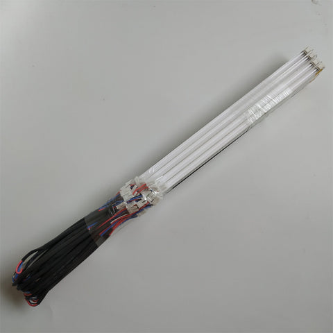 "Free Shipping!! 20PCS/Lot 19""Wide 417MM Dual CCFL Lamp Tube Backlight With Wire Harness/Cable 7MM Wide Frame 425MM"