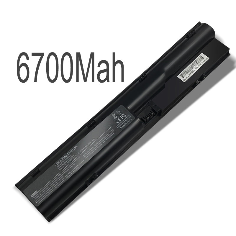 New Laptop Battery Internal For HP ProBook 4431s 4436s 4446s 4441s 4730s 4330S 4530S 4535s 4430s 4540s PR06 PR09