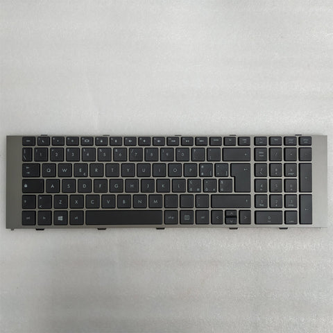 Free Shipping!! 1PC New Original Laptop Keyboard Stock For HP 4740 4740S 4745S 4745