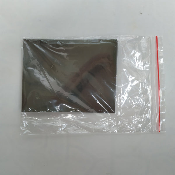 Free Shipping!!!New 45 degree/135 degree 3.5inch LCD adhesive Polarized Film for tft LCD LED Screen Glossy