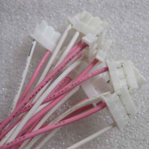 "Free Shipping!! 10PCS/Lot 5.7"" 100MM*2.6MM CCFL Lamp Tube Code Cathode Fluorescent Backlight With Wire Harness/Cable"