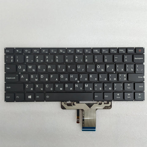 Free Shipping!! 1PC New Laptop Keyboard Stock For Lenovo Ideapad 510S-13IKB 510S 710S-13ISK 13IKB Air 13 Pro Two language