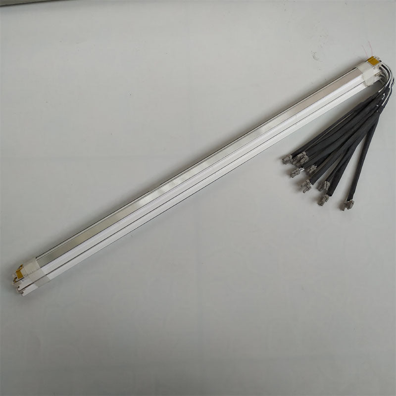 "Free Shipping!! 10PCS/Lot 23""/23.6""/24"" 524MM CCFL Lamp Tube Backlight With Wire Harness/Cable 7MM Width Frame 530MM"