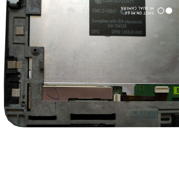 Original New LCD Display Panel Assembly with Touch Screen LCD Digitizer For Dell Venue 11 Pro 7139